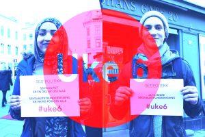 Uke 6 ambassadører